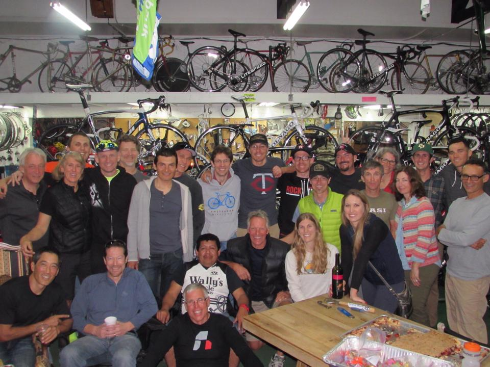 Wally's Bicycle Works Photo 1