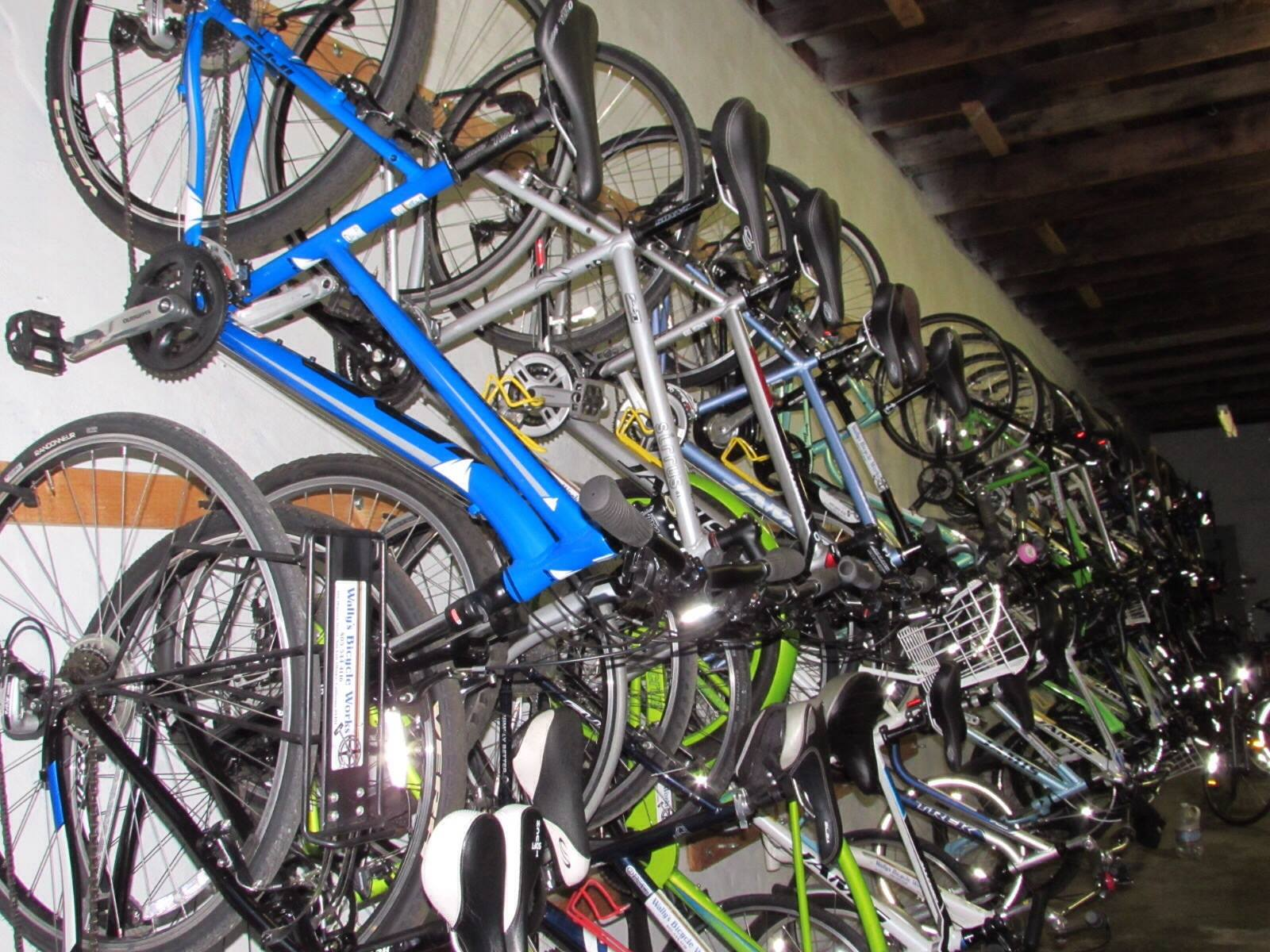 Wally's Bicycle Works Photo 5